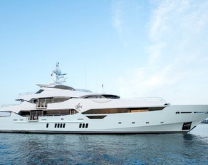 Sunseeker Flagship Superyacht Blush Available for Sale