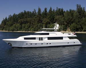 Moran Yacht & Ship Sells Westport Yacht Black Gold
