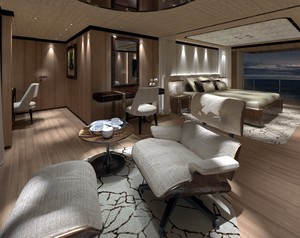 Stepping On Board Tankoa's Latest Superyacht Project