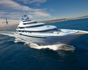 YPI Unveil New 105m Superyacht Project Raptor