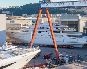 CRN Provides First Look at 79m Superyacht Project