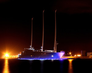 Rise in Superyacht Activity Marks New Era for Gibraltar