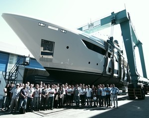 Fincantieri Sign Partnership with Ferretti Group
