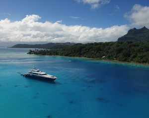 Postcards from La Dea II: Exploring French Polynesia