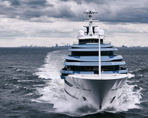 Oceanco's Latest Top 100 Superyacht Jubilee Delivered