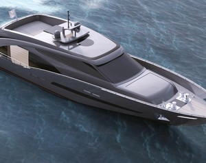 Freedom: Roberto Cavalli's High-speed Custom Yacht