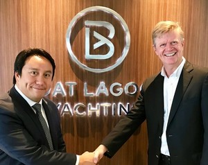 Burgess & Boat Lagoon Yachting Announce Partnership