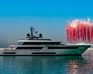Riva's Race to Build Bigger Marked by 50m Launch