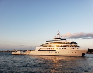 90m Voyager: First Fully-Integrated Superyacht