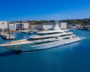 CRN Delivers 79m M/Y 135
