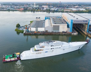 Feadship Reveals 95m Project 1009