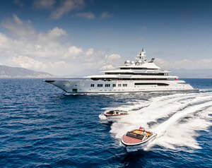 The Largest Superyachts of Monaco Yacht Show 2019
