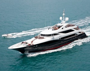 Superyacht Liberty: Unrivalled Italian Construction