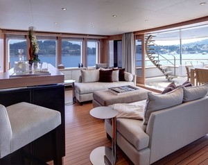 Feadship Install New Interior Onboard Superyacht Go
