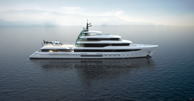 Expedition For Sale >> Project Crystal: A 70m Expedition Yacht from ...
