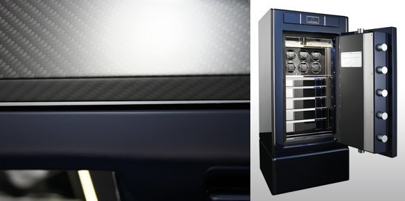 Unrivalled Safety with Stockinger Bespoke Safes