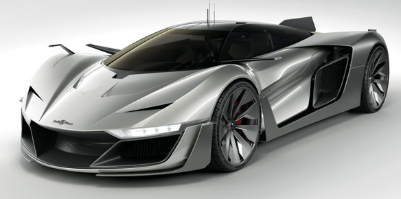 Bell & Ross Create Carbon Fibre Concept Car