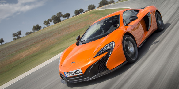McLaren Announce Second Generation Super Series