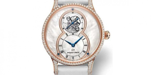 The Grande Seconde Tourbillon Mother of Pearl by Jaquet Droz