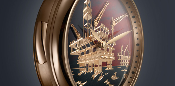 Ulysse Nardin North Sea Minute Repeater a Noble Tribute to Industry