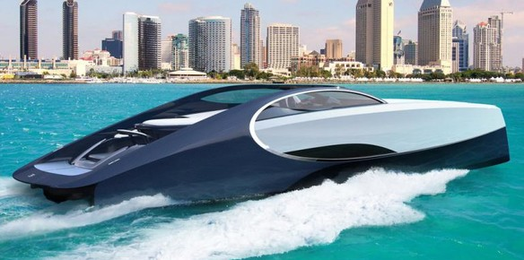 The Bugatti Evolution Moves from Supercars to Superyachts