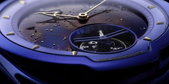 De Bethune DB28: An Earth-Shattering Timepiece Made from 5,000-Year-Old Meteorite