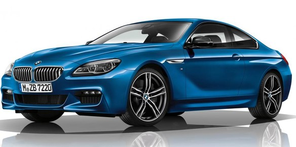 BMW 6 Series M Sport Limited Edition Comes with an Added Flourish