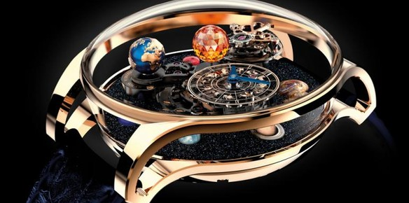 Jacob and Co Astronomica Watch Inspired by..