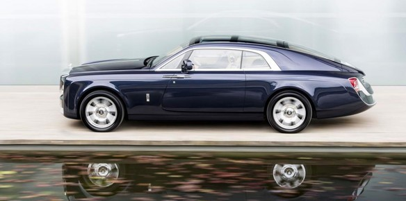 Royce Customer Orders $13 Million Bespoke One-Off Coupe