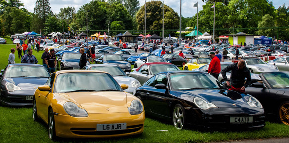 Roaring Success for Simply Porsche and 2017 Beaulieu Season