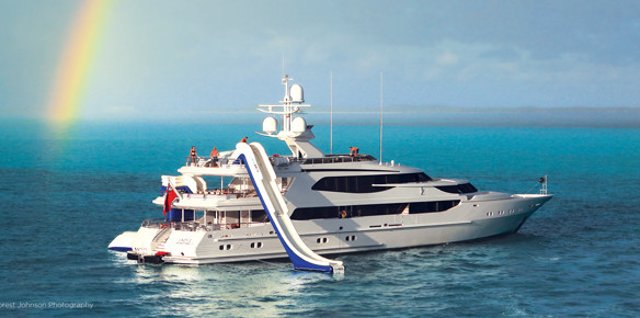 FunAir Deliver Action-Packed Entertainment for Superyacht Guests