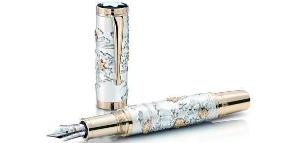 Montblanc Pays Tribute to Japanese Art of Chiso