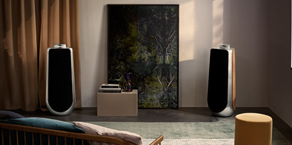 Bang & Olufsen Launches BeoLab 50 Loudspeaker