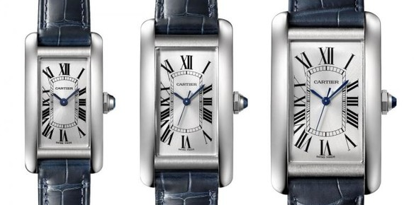 Cartier Marks Tank's 100th Birthday with Special Edition Watches