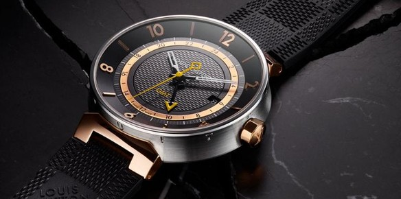 Louis Vuitton Launches Tambour Moon Watch Collection
