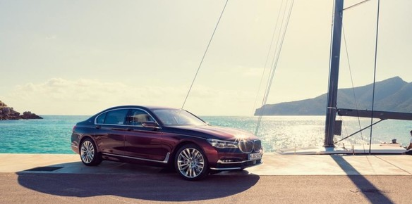 BMW's Yacht-Inspired Luxury Car Marks 25th Anniversary