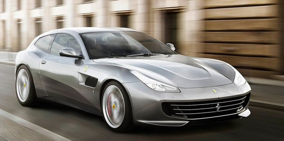 Ferrari Next Luxury Carmaker To Enter Suv Superyachts Com