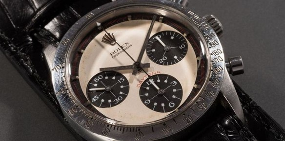 Paul Newman Rolex Daytona Sells for Record $15.5m at Auction