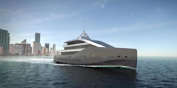 Rolls-Royce Hybrid Yacht Concept a Glimpse into the Future