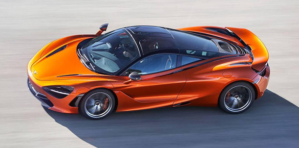 McLaren 720S Named Evo Car of the Year 2017 | superyachts.com