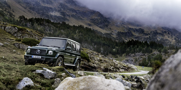 The Mercedes-Benz G-Class: An Icon Reinvented