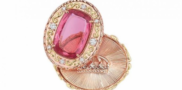 Dior Jewellery Collection Evokes the Secrets ...