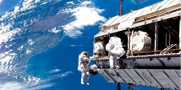 Russian Company to Offer $100m Spacewalks by 2019