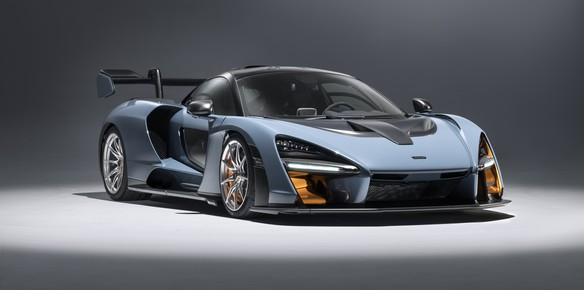 McLaren Senna Teased Ahead of Geneva Debut
