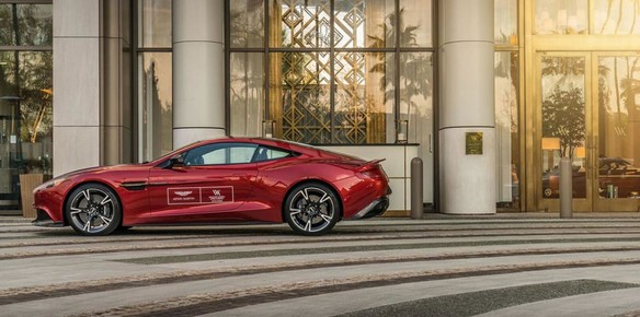 Aston Martin Offers >> Waldorf Astoria Beverly Hills Offers Aston Superyachts Com