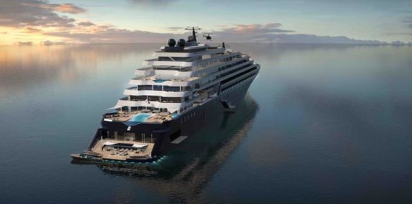 Ritz Carlton Announces Yacht Collection Itineraries