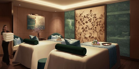 Mandarin Oriental Hyde Park Unveils Brand New Luxury Spa