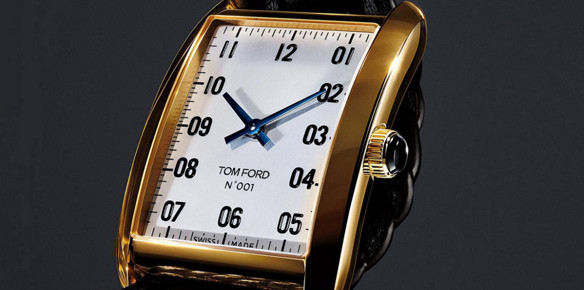 Tom Ford Unveils First Luxury Watch