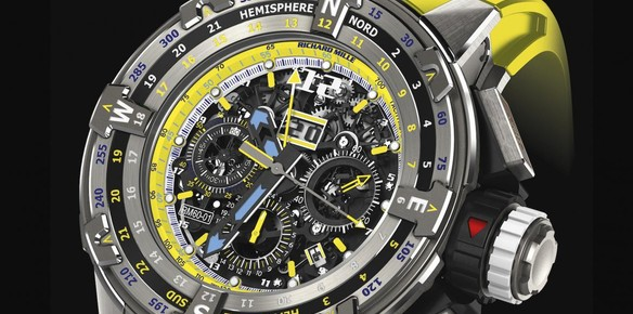 Richard Mille Regatta Watch Marks Voiles de St. Barth