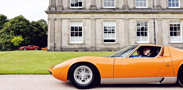 London Concours 2018 to Host Iconic Supercars